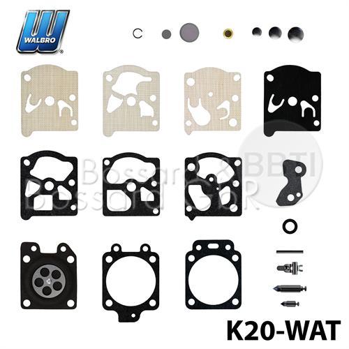 K20-WAT - original Walbro Vergaserreparatursatz