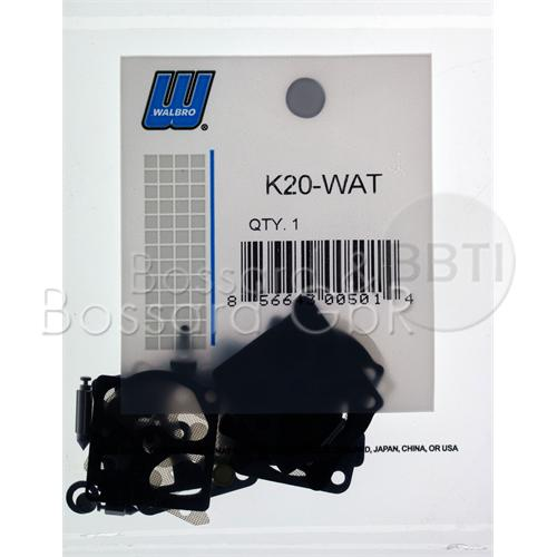 K20-WAT - original Walbro Vergaserreparatursatz  Pic:3