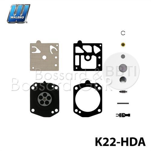 K22-HDA - original Walbro Vergaserreparatursatz