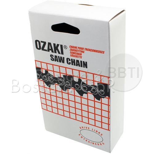 """OZAKI Vollmeißel-Sägekette 3/8"""" 1,5 mm 56 TG"""