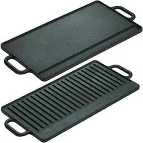 Lodge Logic L7GI3 Iron Griddle