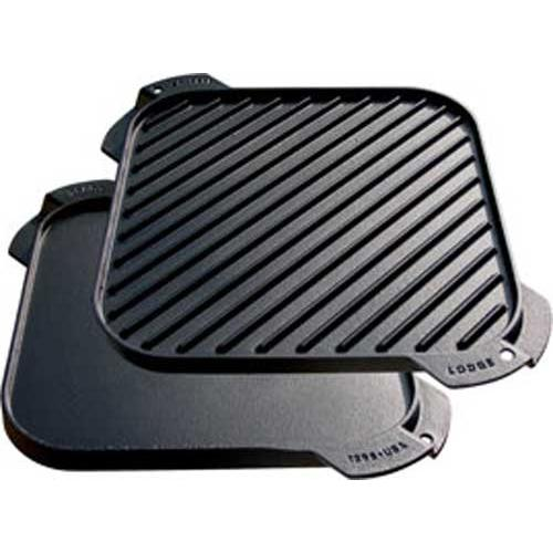 Lodge Logic LSRG3 Iron Griddle