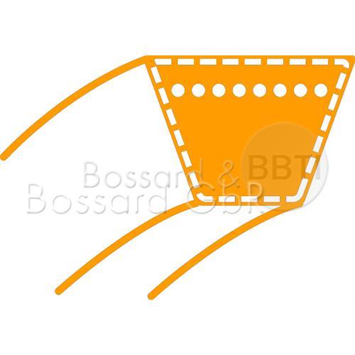 Keilriemen für Rasenmäherantrieb - ersetzt 35063800/0 GGP-Castelgarden Pic:1