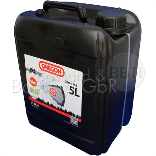 OREGON BIO-Kettenhaftöl  5 Liter Kanister