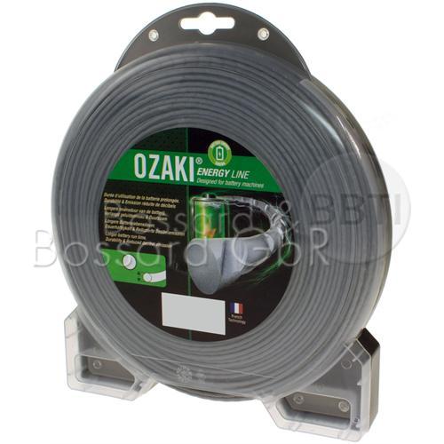 OZAKI - Mähfaden Energy Line 2,4 mm x 87 m
