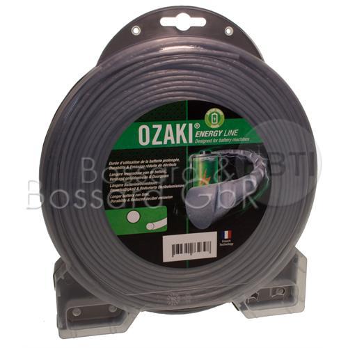 OZAKI - Mähfaden Energy Line 3,3 mm x 46 m