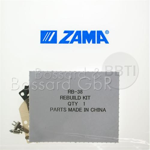 RB-38 - original ZAMA Vergaserreparatursatz  Pic:3