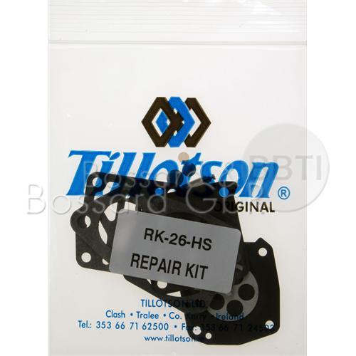 RK-26HS - original Tillotson Vergaserreparatursatz  Pic:3