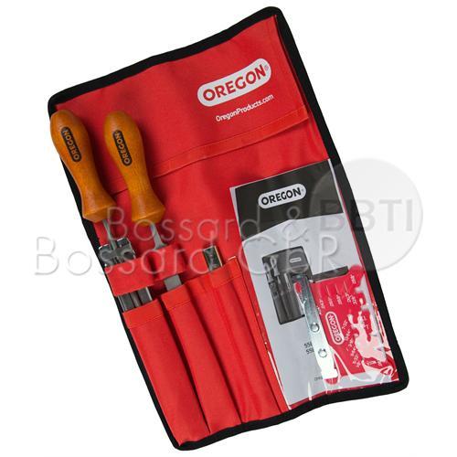 558488 - Oregon Schärfsatz 4,0 mm inkl. Tasche