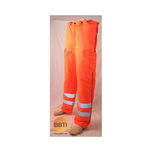 WINDSOR Logger-Lite Forstschutz-Bundhose orange, Schnittschutz Typ A
