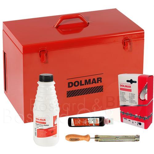 Dolmar Motorsäge PS-420 SC 45 cm XXL im Koffer  Pic:2
