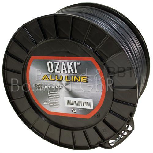 OZAKI - Alu-Line Mähfaden 3,5 mm x 142 m