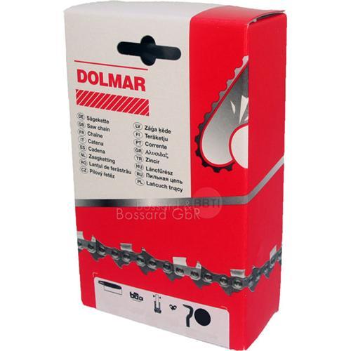 """528099772 - DOLMAR Sägekette 3/8"""" 1,5 mm VM 72 TG"""