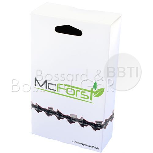 """McForst Sägekette 3/8"""" LoPro 1,1 mm 56 TG"""