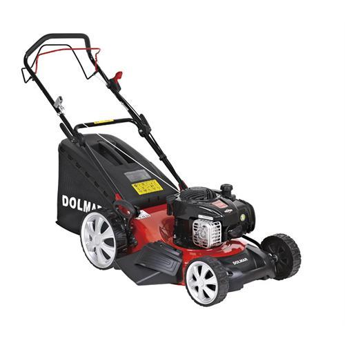 701703045 - Dolmar Benzinrasenmäher PM-46 SB inkl. Grasfangsack und Mulchkeil