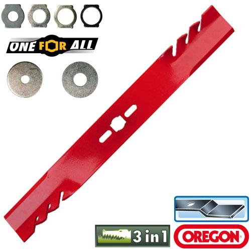 69-266 - OREGON ONE-FOR-ALL-Mulchmesser 53 cm MTD, Universal, gekröpft