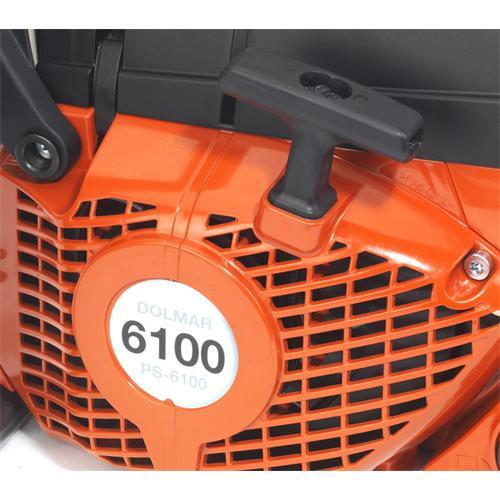 "Dolmar Motorsäge PS-6100 45 cm 3/8"" 1.5 mm  Pic:4"