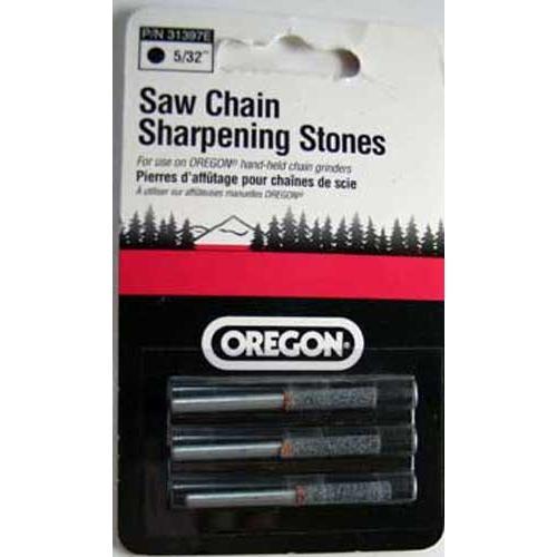 Oregon Schleifsteine 3-er Pack für elektrisches Handschärfgerät