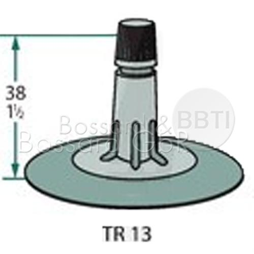 Schlauch 15x6.00-6, Ventil TR13  Pic:1