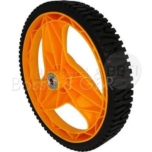 Rad hinten für Rasenmäher Partner 53 cm Mäher