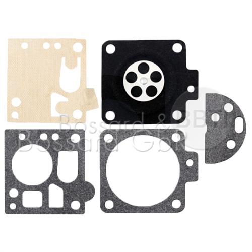 Vergaser Membranen Reparatursatz Dichtsatz für Dolmar 112 114 mit Bing Vergaser